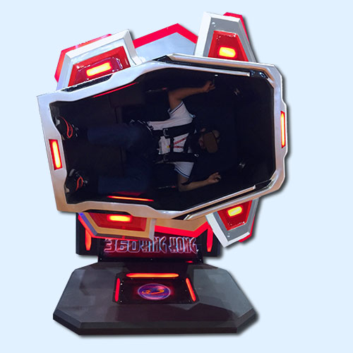 360 Rotating Vr Simulator Vr Gaming Machine Manufacturer